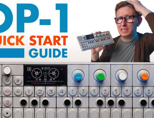 op-1 quick start guide