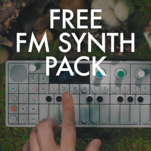 Free OP-1 FM Synth Patch